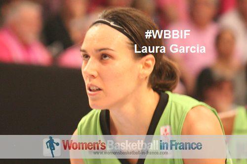 Laura Garcia - Hainaut Basket