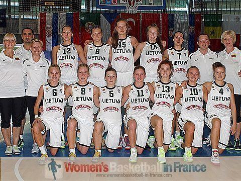 Lithuania U18 Women