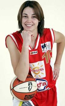 Ljubica DrlJaca © Ligue Féminine de BasketBall