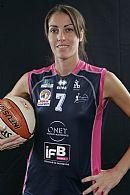 Lourdes Pelaez San Gil © Ligue Féminine de BasketBall