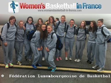 Italy U16 - 2011  © Fédération Luxembourgeoise de Basketball