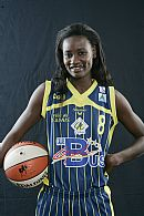 Mariame Dia © Ligue Féminine de BasketBall