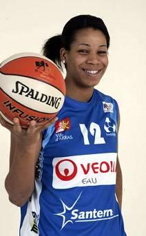 Marielle Amant © Ligue Féminine de BasketBall
