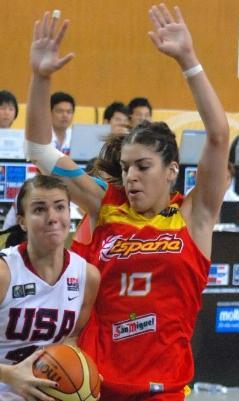 Marta Xargay is the MVP in Thialand © FIBA