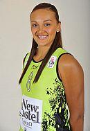 Mistie Mims(Challes-les-Eaux ©  Ligue Féminine de BasketBall