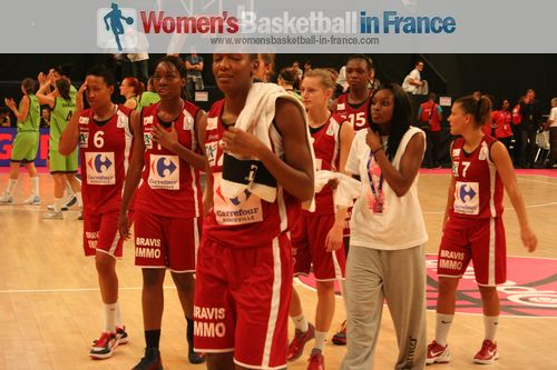 USO Mondeville win at the Open LFB 201