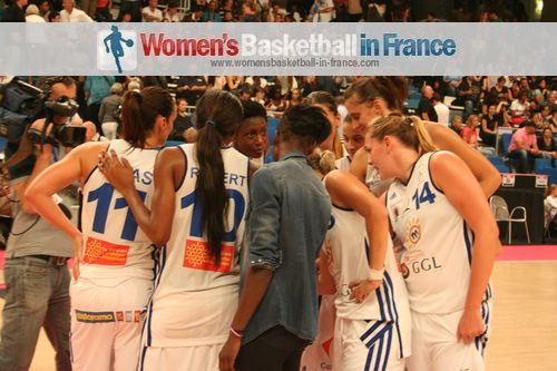 Montpellier win big at the Open LFB