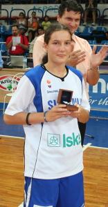 Nika Baric © womensbasketball-in-france.com