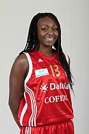 Olayinka Sanni © Ligue Féminine de Basketball