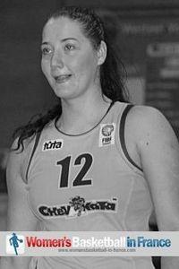 Olesia Malashenko ©  Arras basketball club