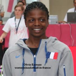Olivia Epoupa © womensbasketball-in-france.com