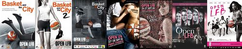 Open LFB Posters 2005-2011 ©  LFB