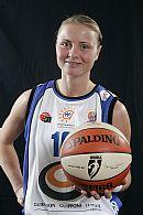 Pauline Krawczyk © Ligue Féminine de BasketBall