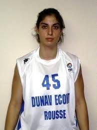 Radoslava Bachvarova © Bulgarian Basketball Federation