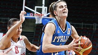 Raffaella Masciadri © FIBA Europe