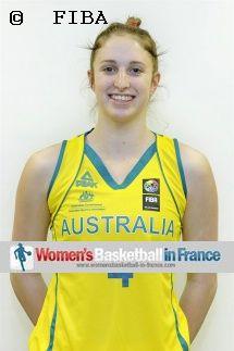 Rebecca Cole © FIBA
