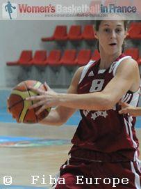 Renate Reine © FIBA Europe / Dukovski D.