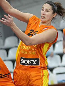 Ruth Riley © FIBA Europe