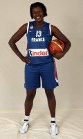 Sandra Dijon-Gerardin ©  Ligue Féminine de BasketBall
