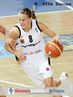 Sarah Austmann  © FIBA Europe