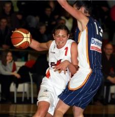 Sarra Ouerghi   © flammesbasketcarolo