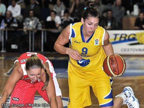 Sidney Spence © FIBA Europe