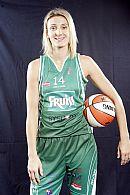 Silvia Bedu-Janostinova © Ligue Féminine de BasketBall