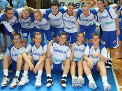 Slovenia U18 in Skopje
