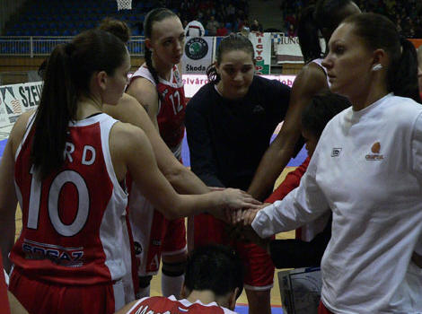 Sue Bird and Spartak Moscow Region ready for 2010 © FIBA Europe