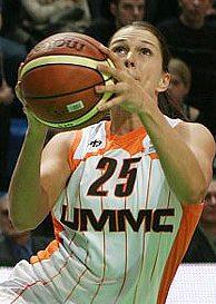 Svetlana Abrosimova ©  FIBA Europe