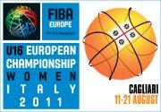 FIBA Europe U16 Division A poster 2011  © FIBA Europe
