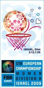 U18 Division B poster 2009
