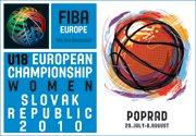 2010 FIBA Europe U18 European Championship Poster © FIBA Europe