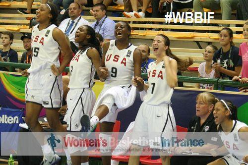 USA joy at FIBA U17 world championship for women 2014