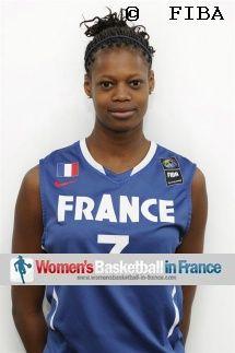 Valeriane Ayayi  © FIBA