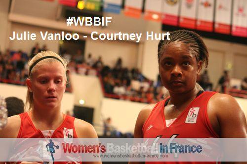 Julie Vanloo - Courtney Hurt