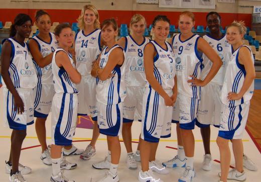Etoile de Voiron Féminin 2009-2010 team picture © Etoile de Voiron Féminin