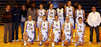 Basket Landes © Ligue Féminine de BasketBall