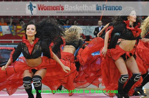 EuroLeague Women final 8 2012
