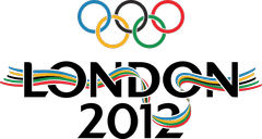 London Olympic Logo ©  International Olympic Committee