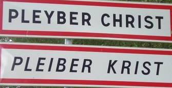 Pleyber-Christ sign post