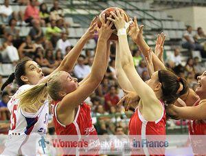 2013 U16 semi-final  Serbia vs Denmark