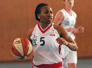 Temeka Johnson © sportacaen.fr