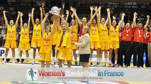 Spain U!18 champions